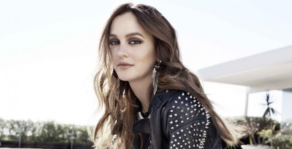 Leighton Meester pour Nelly