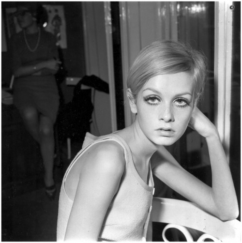 FASHION MODEL TWIGGY