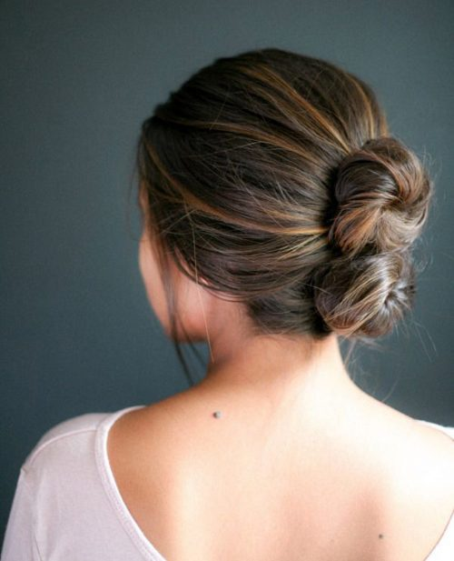 pinterest-hair-buns-double-buns