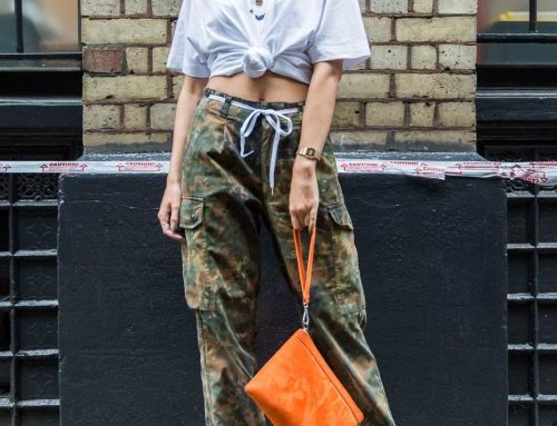 "Street Style : les ""Do"" de la Fashion Week PE 2017"